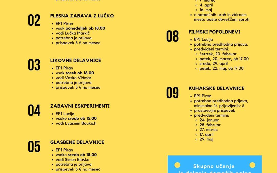 EPI center Piran vabi!