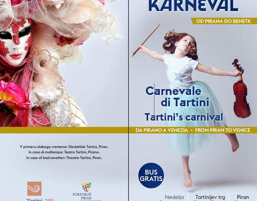 Vabljeni na Tartinijev karneval!
